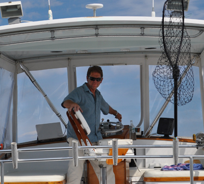 Contact us for Montauk fishing party boats